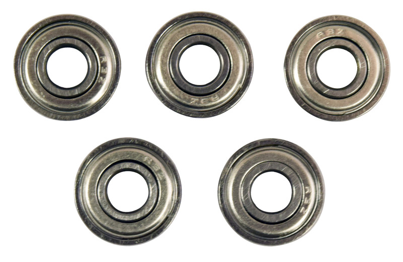 BEARING FOR ROUTER BIT 1/2IN. X3/16IN. 5PCS