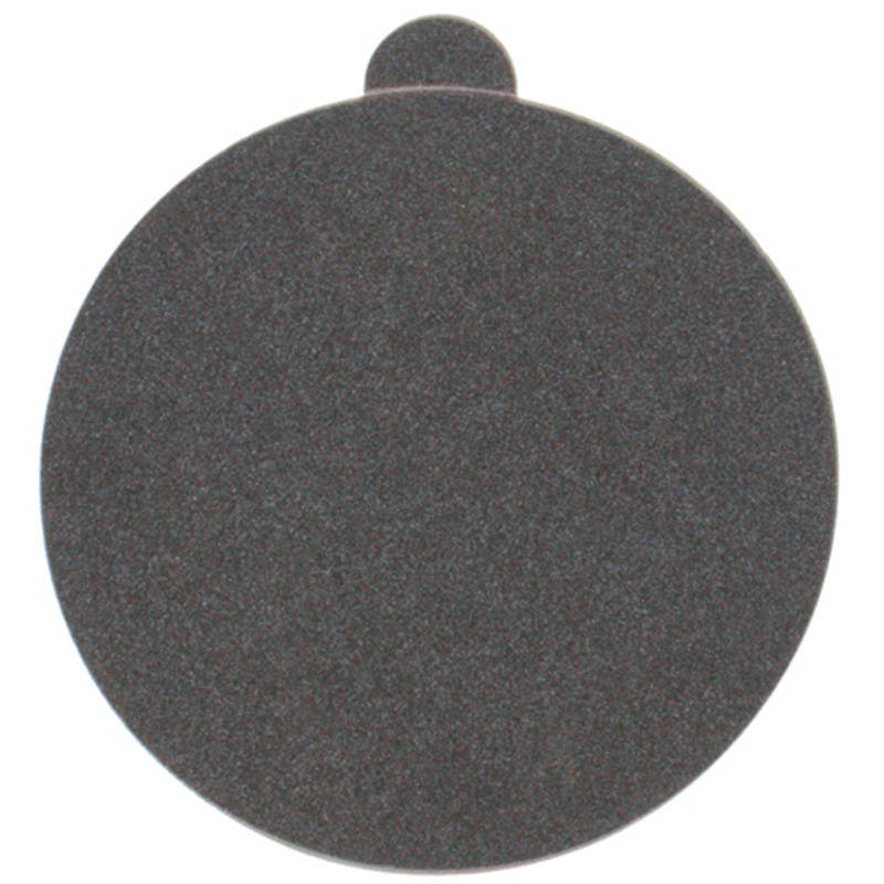 SANDING DISC 5IN. PEEL AND STICK CLOTH 120G