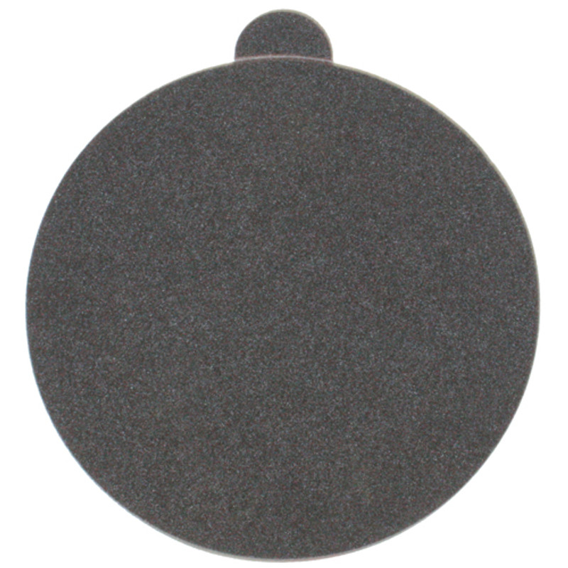 SANDING DISC 5IN. PEEL AND STICK CLOTH 220G