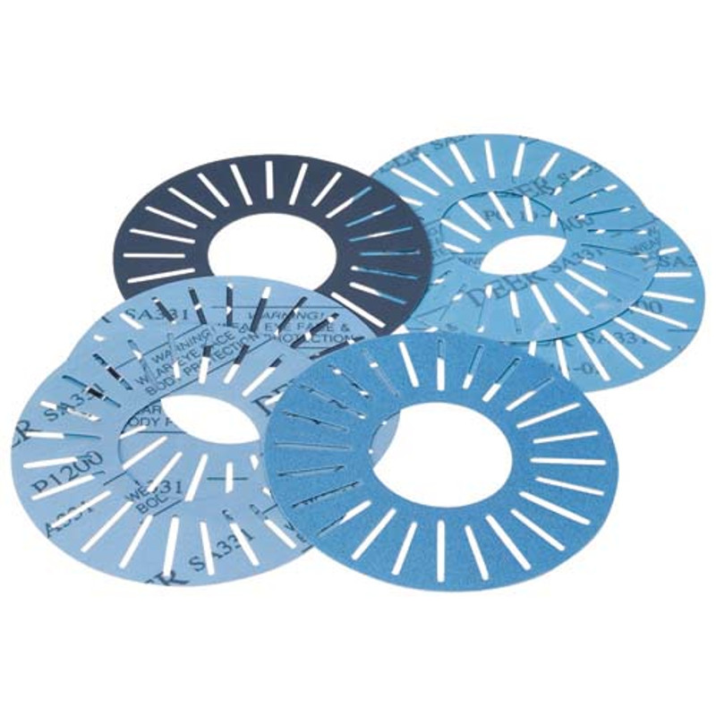 ABRASIVE KIT SLOTTED FOR WS3000