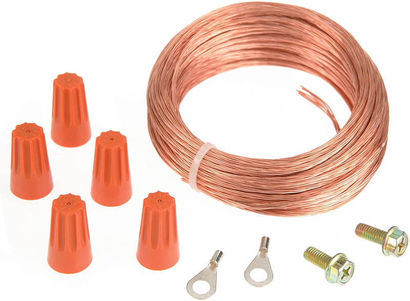 GROUNDING KIT FOR DUST COLLECTION