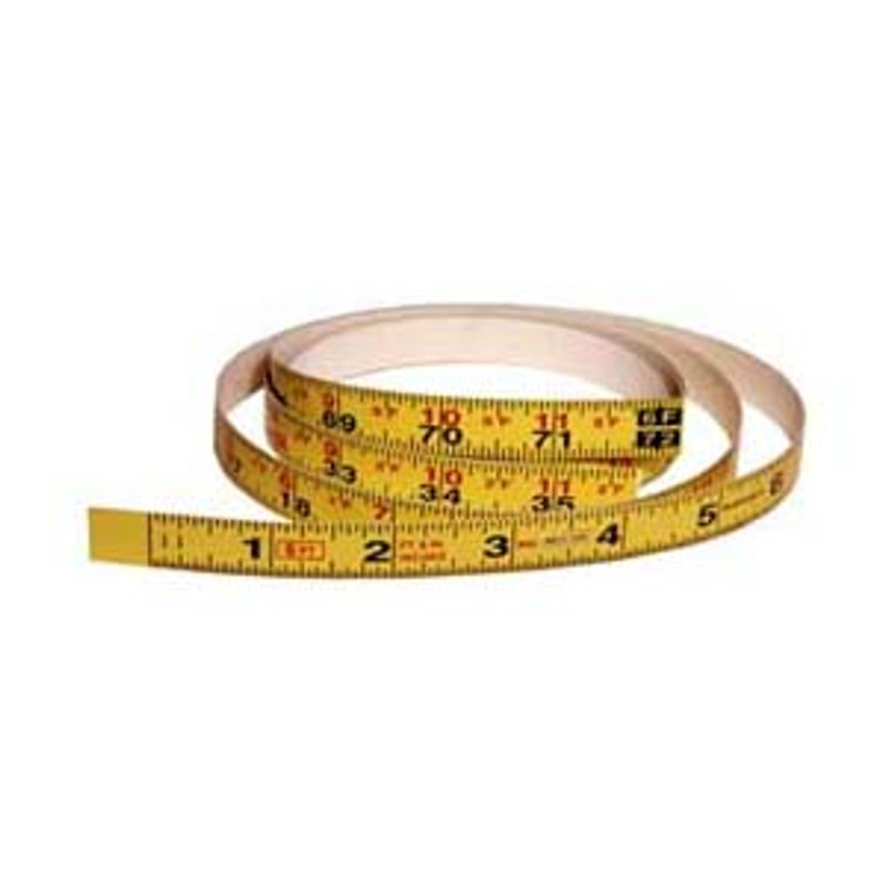 TAPE MEASURE LEFT TO RIGHT 6 FEET