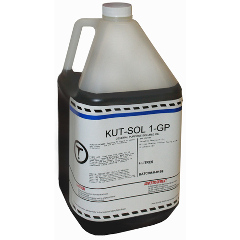 COOLANT WATER SOLUBLE 4 LITRES