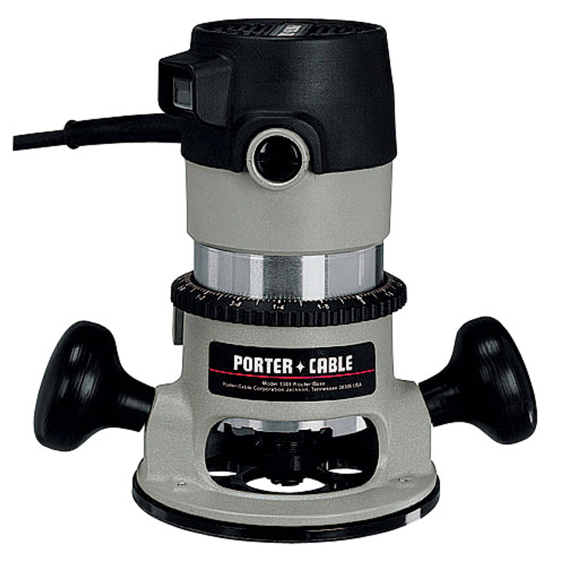 ROUTER 1 3/4HP LEVER RELEASE PORTER CABL