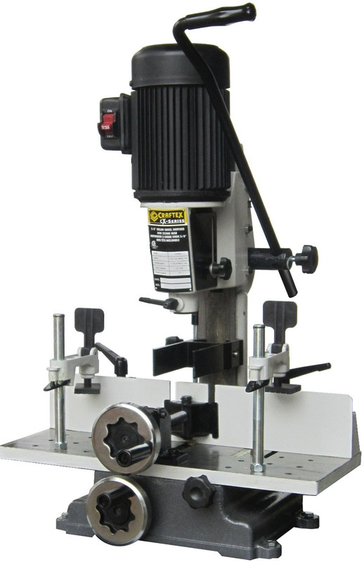 MORTISING MACHINE WITH TILTING HEAD CSA