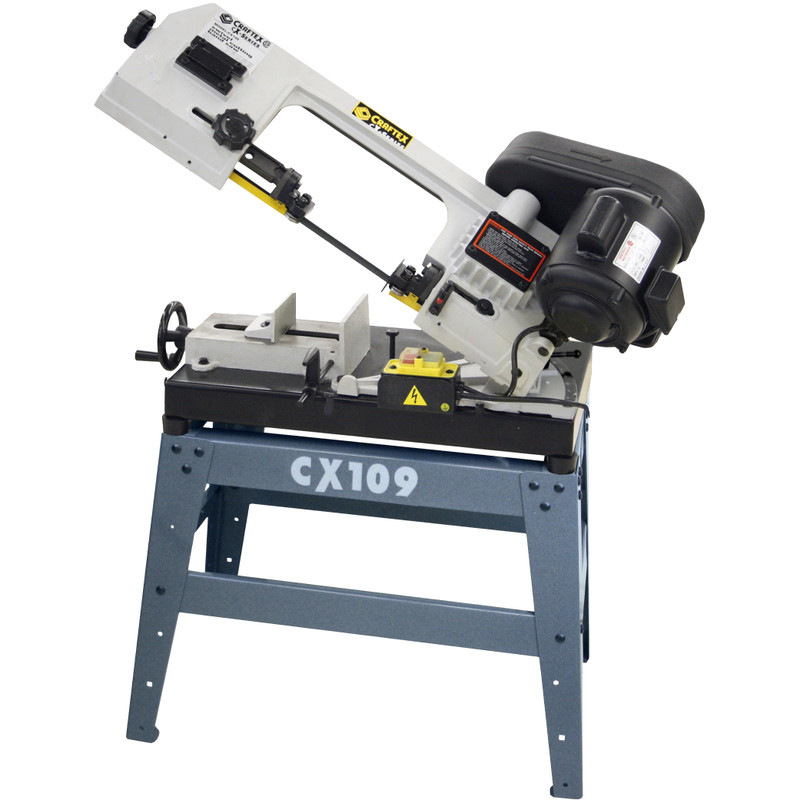 METAL BANDSAW 4 1/2IN. WITH SWIVEL CSA CX109
