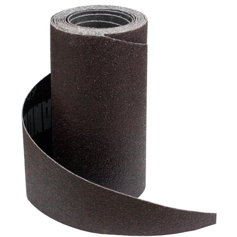 SANDING PAPER ROLL 60G 5 1/8IN. X 7FT 9IN.