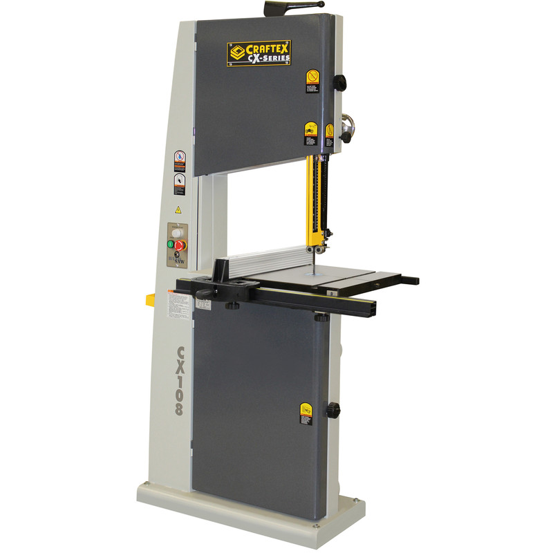 BANDSAW WOOD 18IN. CRAFTEX CX SERIES CSA