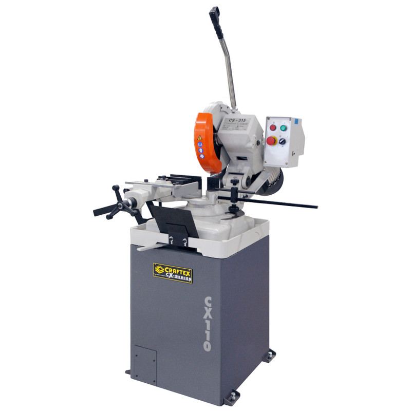 12IN. SLOW SPEED COLD SAW WITH STAND CX110