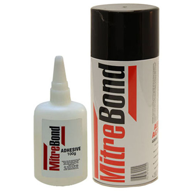 MITRE BOND 100GM AEROSOL PACK