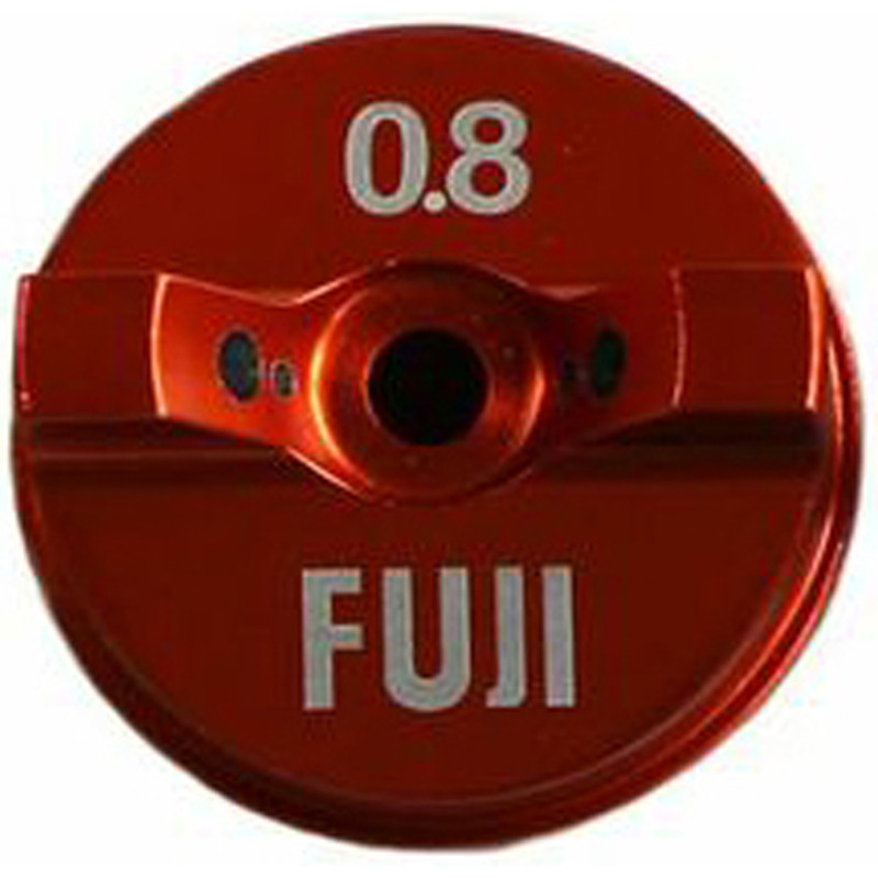 AIRCAP SET NO. 1 FOR T SERIES 0.8MM FUJI