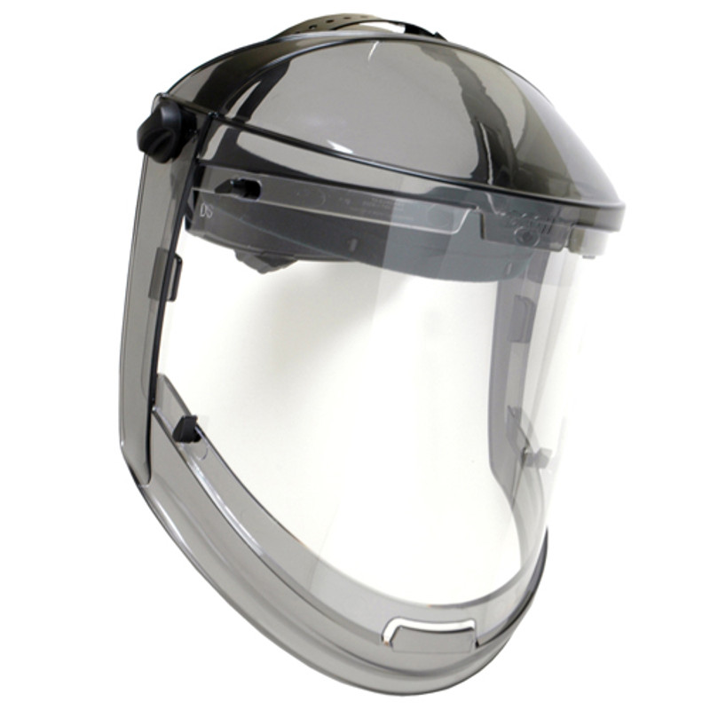 SAFETY VISOR FULL RATCHET SUSPENSION