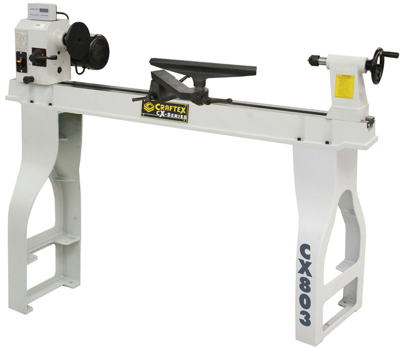 WOOD LATHE WITH DIGITAL READOUT CSA