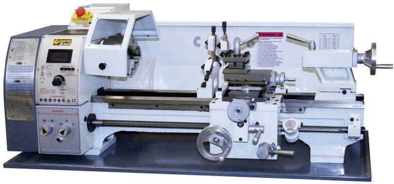 LATHE 10IN. X22IN. METAL WITH DIGITAL READOUT CX706