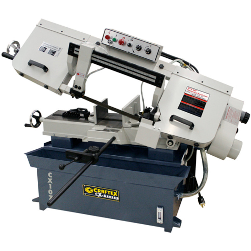 BANDSAW METAL 9IN. X16IN. 1.5HP V/SP CSA