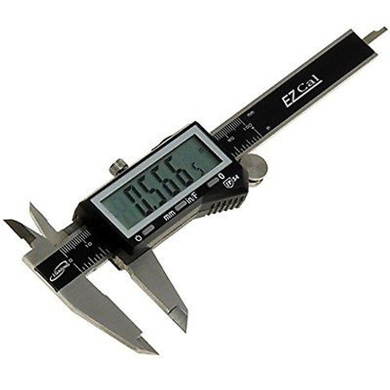 DIGITAL CALIPER 0 6IN. LARGE LCD