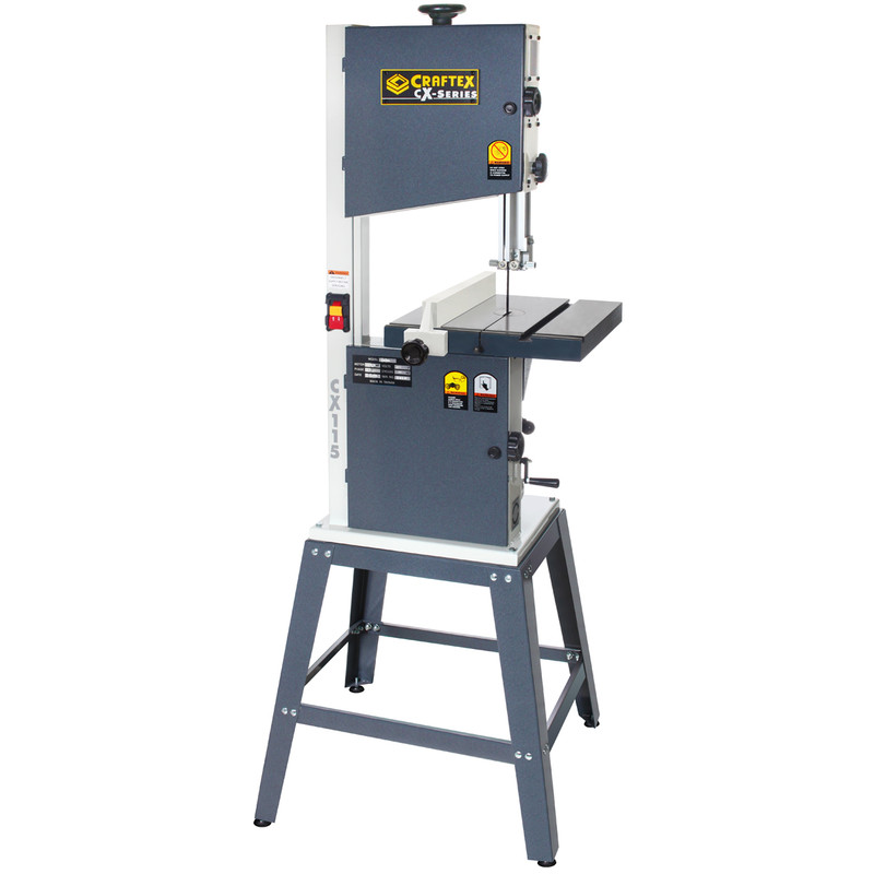 12IN. METAL WOOD BANDSAW CRAFTEX CX SERIES CX115