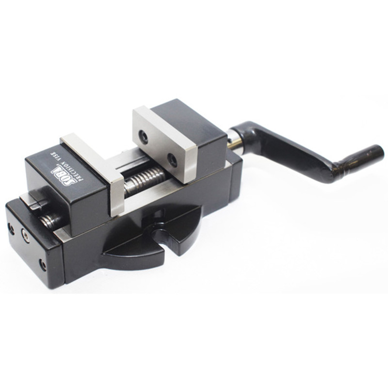 SELF CENTERING VISE LOW PROFILE