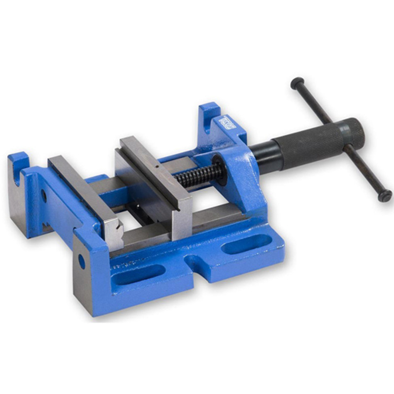 PRECISION 3 WAY DRILL PRESS VISE 4IN.