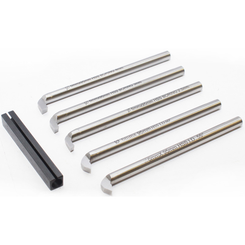 HSS INTERNAL THREADING AND BORING TOOL SET