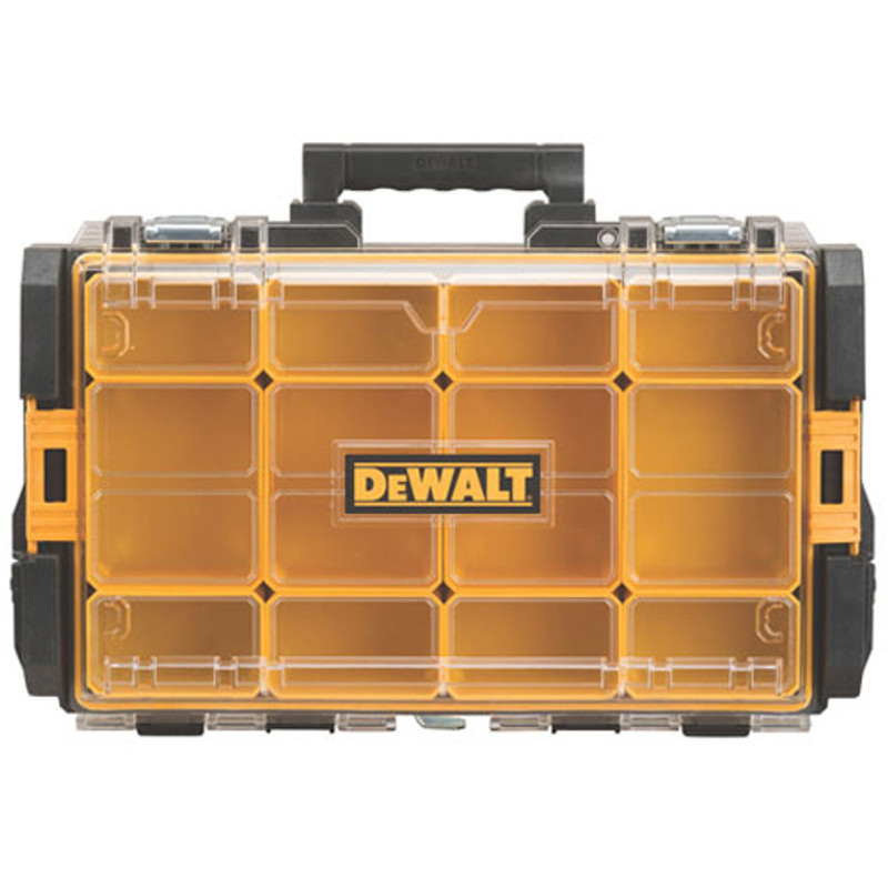 TOUGH SYSTEM WITH CLEAR LID DEWALT