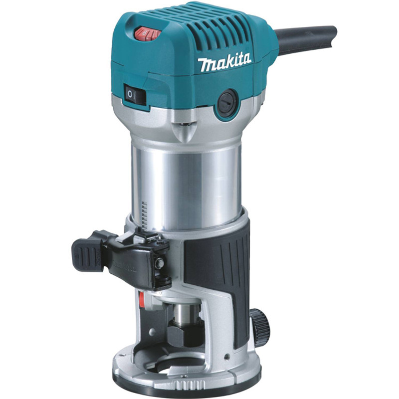MAKITA 1 1/4 HP COMPACT ROUTER