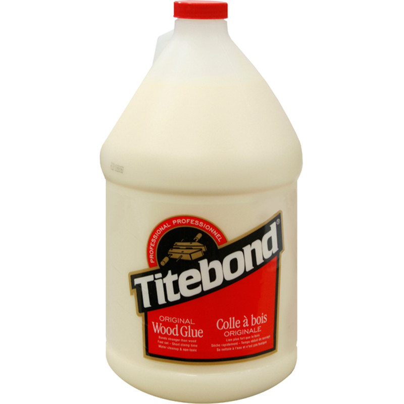 GLUE TITEBOND ORIGINAL 1 GALLON