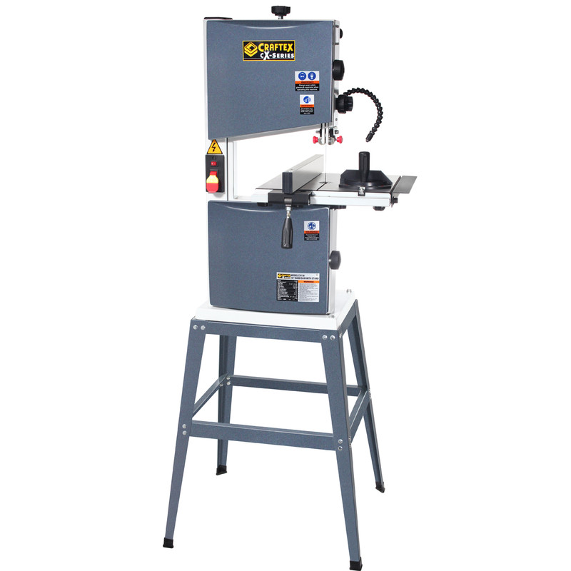 10IN. BANDSAW WITH STAND CSA CX SERIES CX118