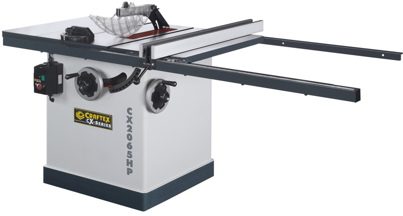 CABINET TABLE SAW 12IN. 5 HP CSA
