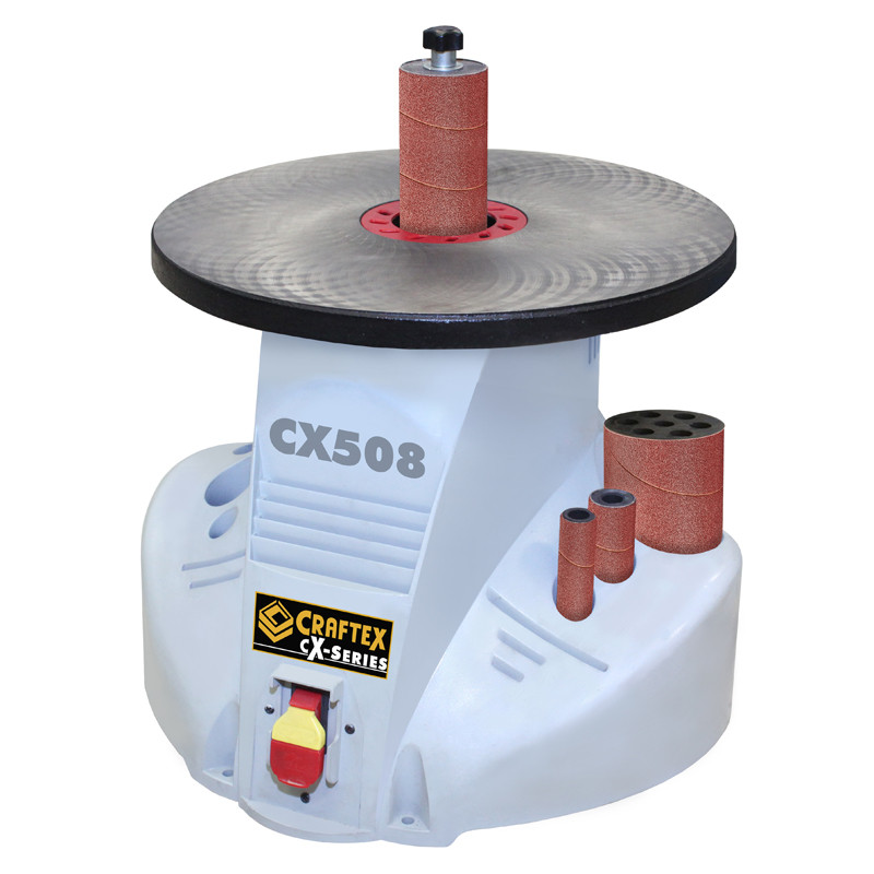 OSCILLATING SPINDLE SANDER 14IN. CRAFTEX CX508
