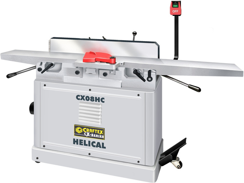 8IN. JOINTER HELICAL CUTTER CX08HC
