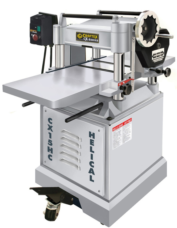 15IN. PLANER HELICAL CUTTER CX15HC