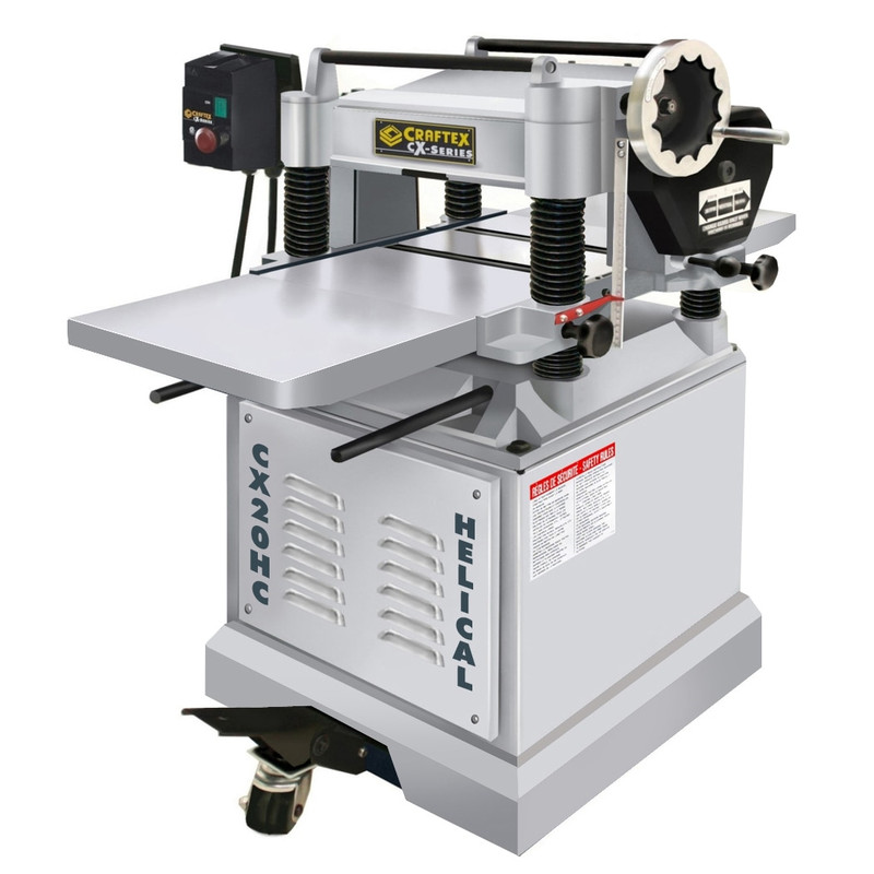 20IN. PLANER WITH HELICAL CUTTERHEAD CSA CX20HC