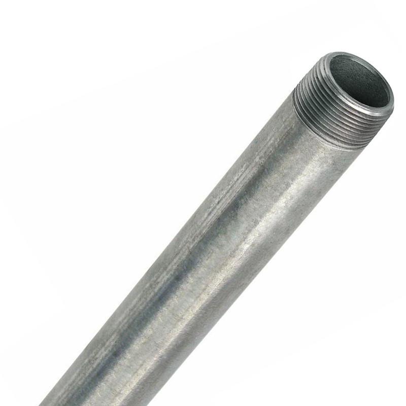 PREMIUM GALVANIZED STEEL PIPE 0.75 X 4FT