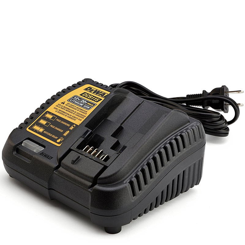 CHARGER FOR 12V AND 20V LITHIUM ION BATTERY