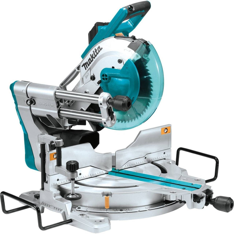 MAKITA 10IN. DUAL SLIDING COMPOUND MITER (LS1019L)