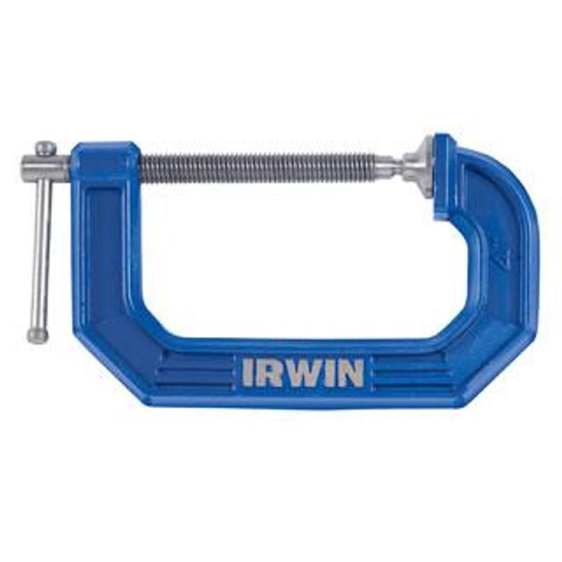 IRWIN C CLAMP 4IN. 100 SERIES