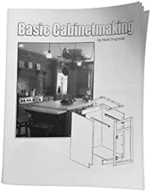 CABINET MAKING BOOK KREG
