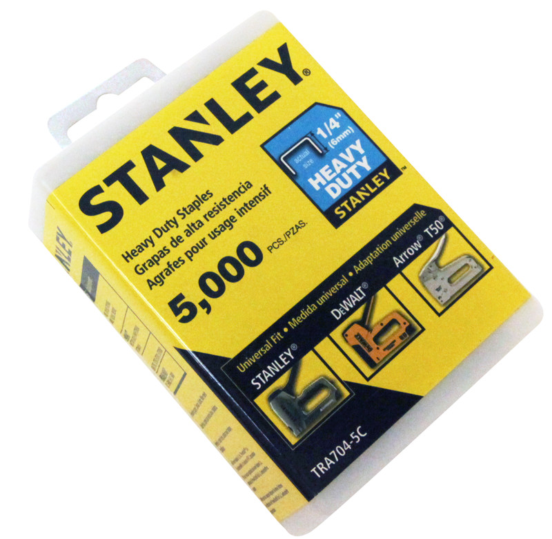 STAPLES HEAVY DUTY 1/4IN.