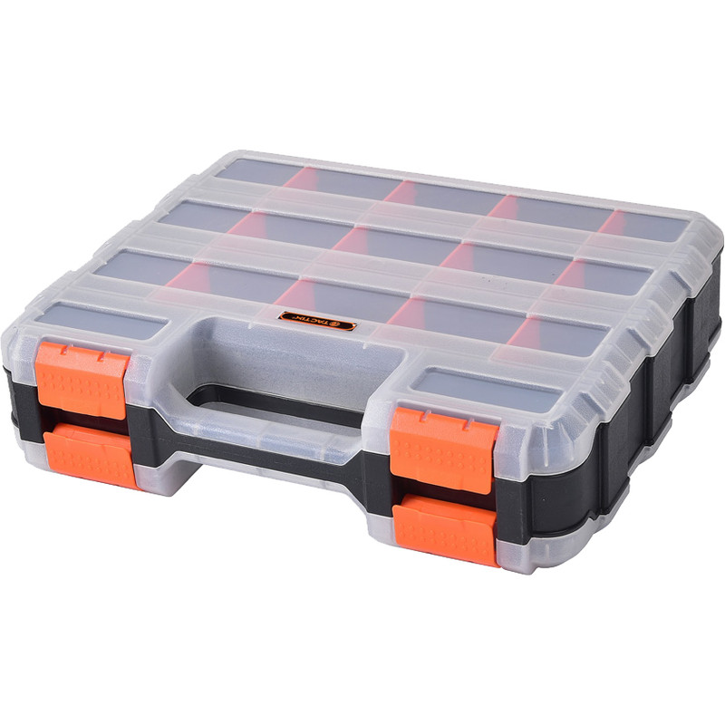 DOUBLE SIDED ORGANIZER 12.5IN. TACTIX 320028