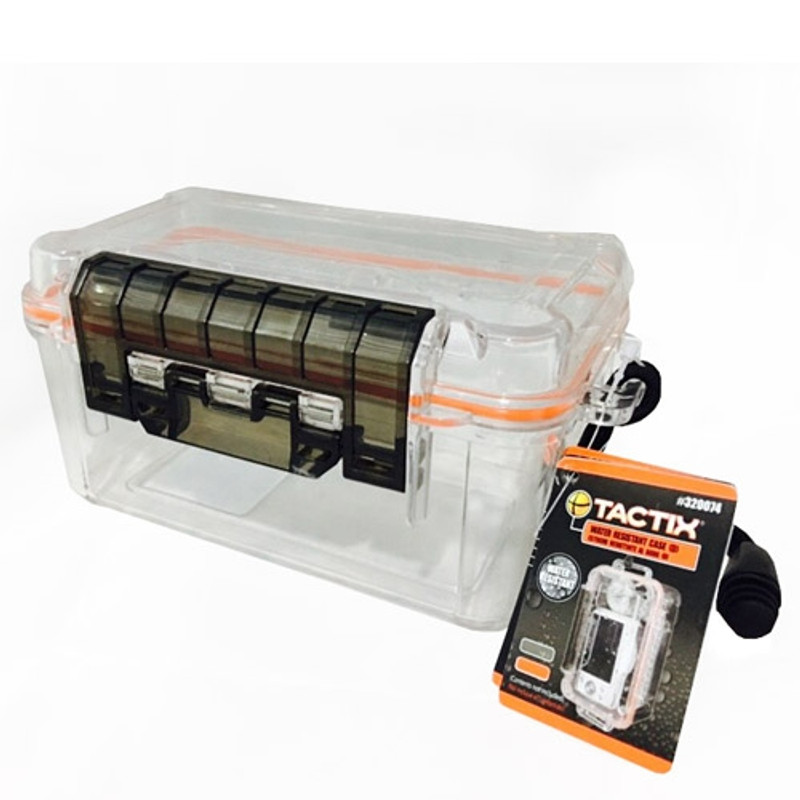 WATER RESISTANT CASE DEEP TACTIX