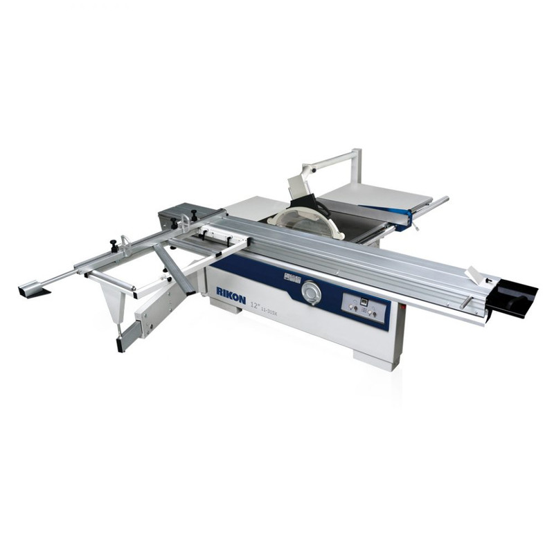 12IN. PANEL SAW 5.5HP RIKON 11315X