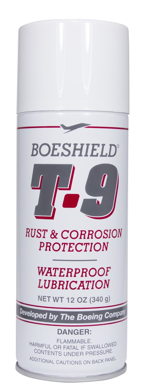 BOESHIELD T9 PROTECTANT AND LUBRICANT 12OZ