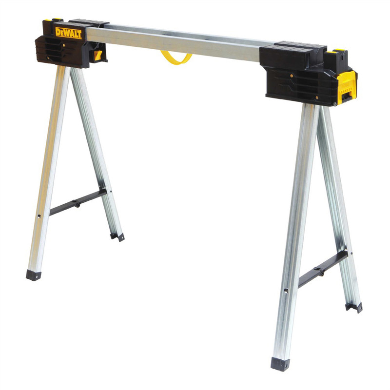 32IN. METAL FOLDING SAWHORSE DEWALT
