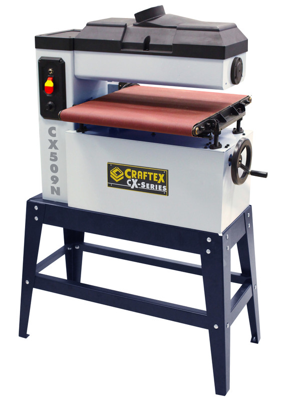 18IN. OPEN END DRUM SANDER CSA CRAFTEX CX509N