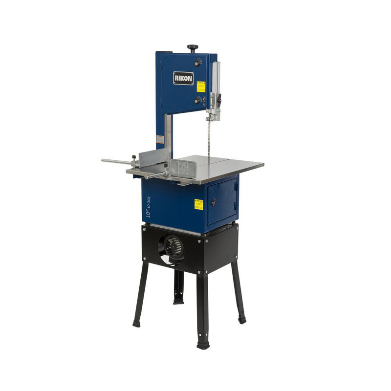 RIKON MEAT SAW WITH SLIDING TABLE