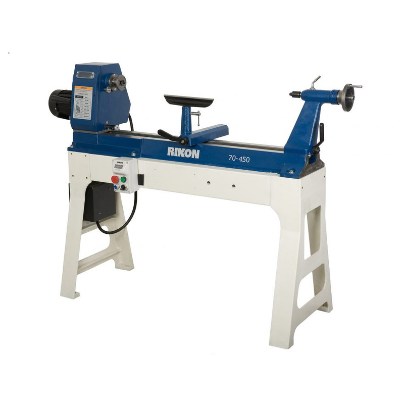 RIKON 20IN. X37IN. VS WOOD LATHE