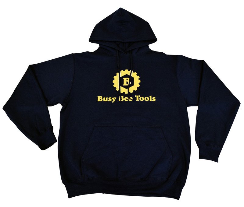 BUSY BEE TOOLS HOODIE LARGE