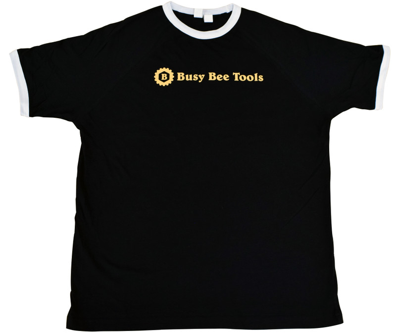 T SHIRT BUSY BEE TOOLS LARGE