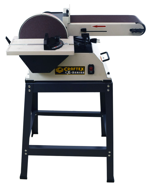 BELT AND DISC SANDER 6 X 9 CRAFTEX CSA CX CX512